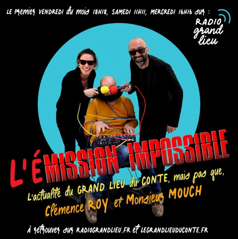 L'émission Impossible #02 Pierre Desvigne