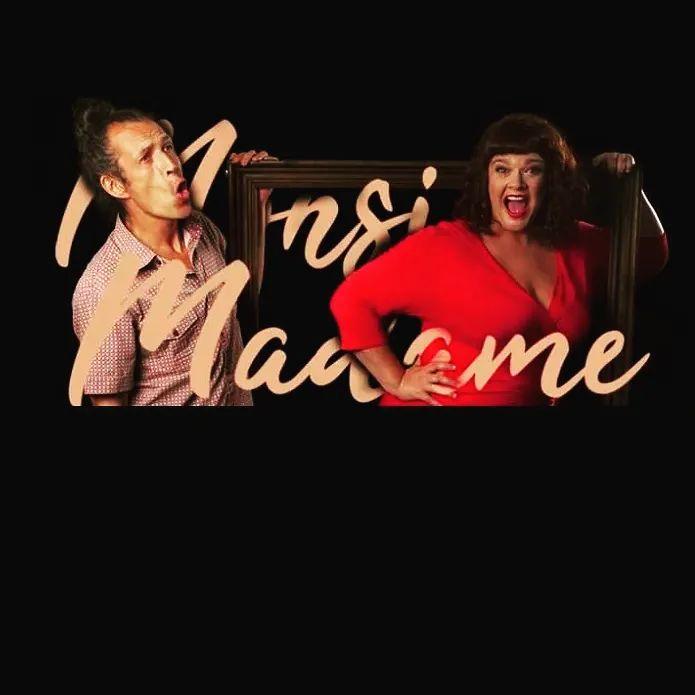Retour vers la Culture #06 Monsieur & Madame :  Le Duo Poéliticollaboratif