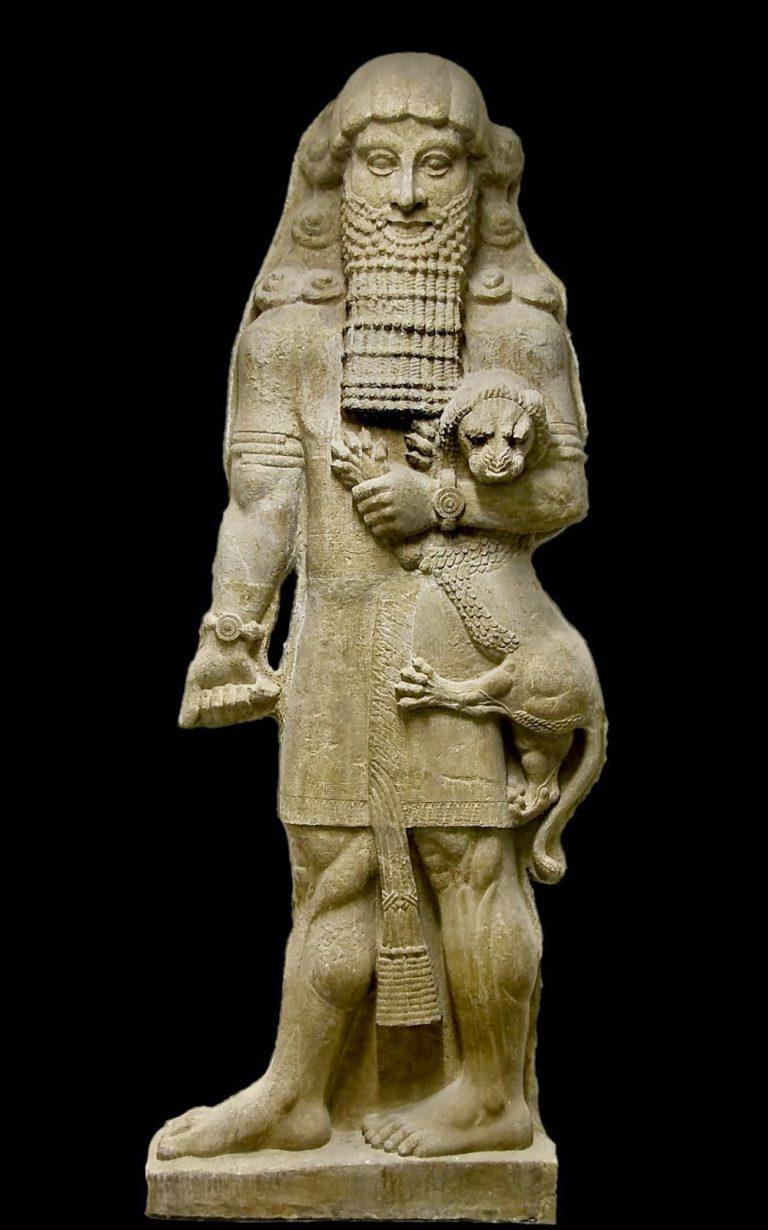 Incipit #11 Gilgamesh
