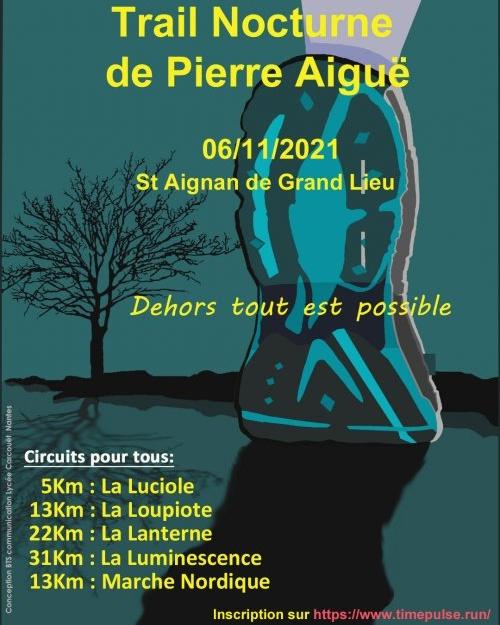 Parle moi Sport #07 Trail nocturne de Pierre Aigüe